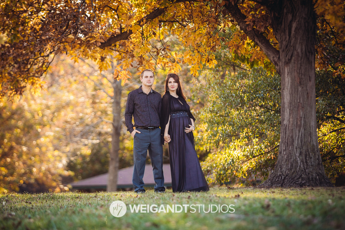 Antioch Park Maternity Family Pictures / Shutov Family