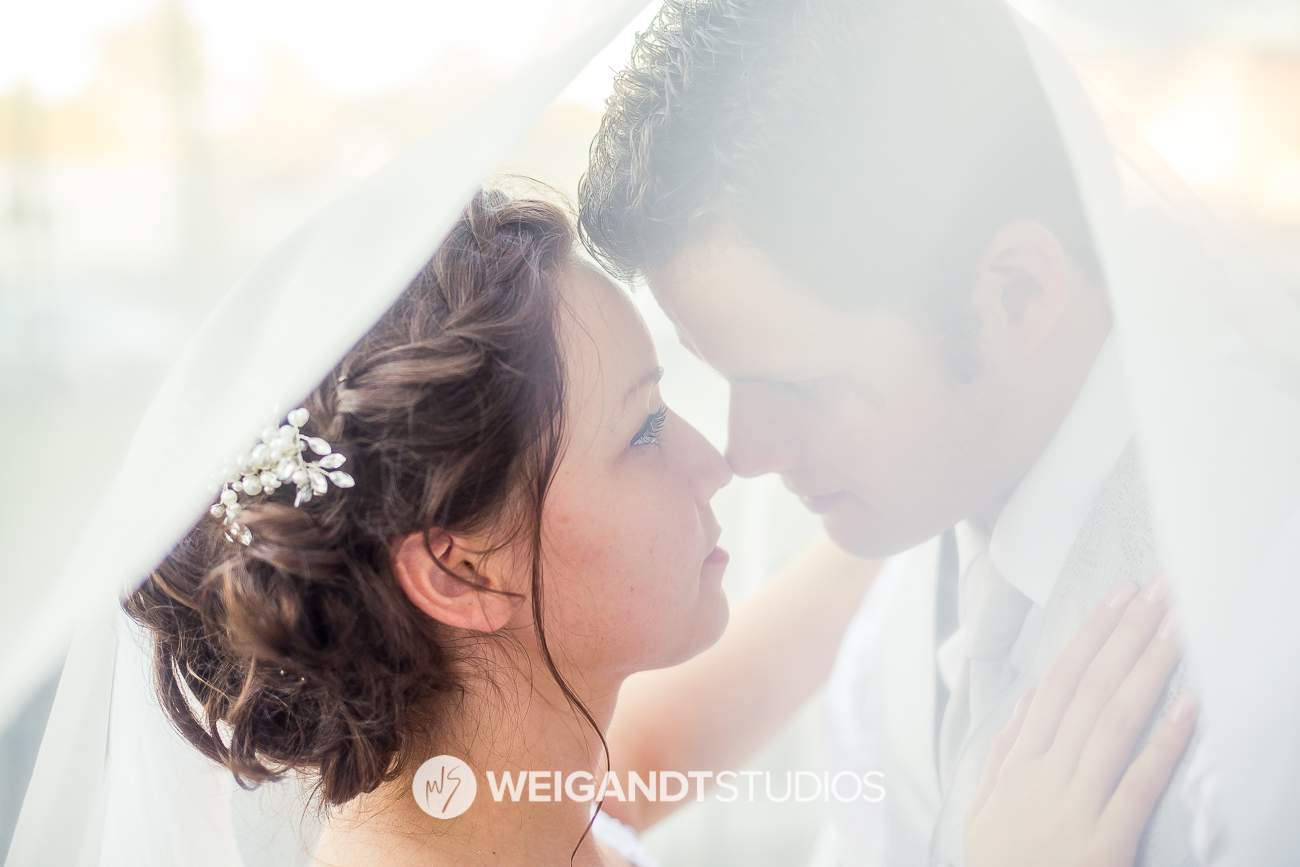Sedalia Liberty Park Wedding Pictures / Victor + Vera